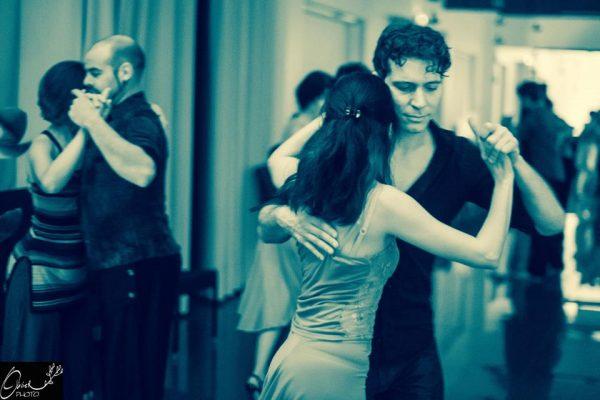 danse tango milonga