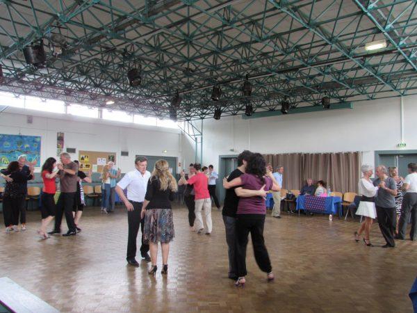 Cours de tango à bayonne