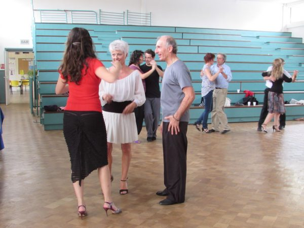 cours collectifs de tango