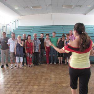 clases grupales de tango irun