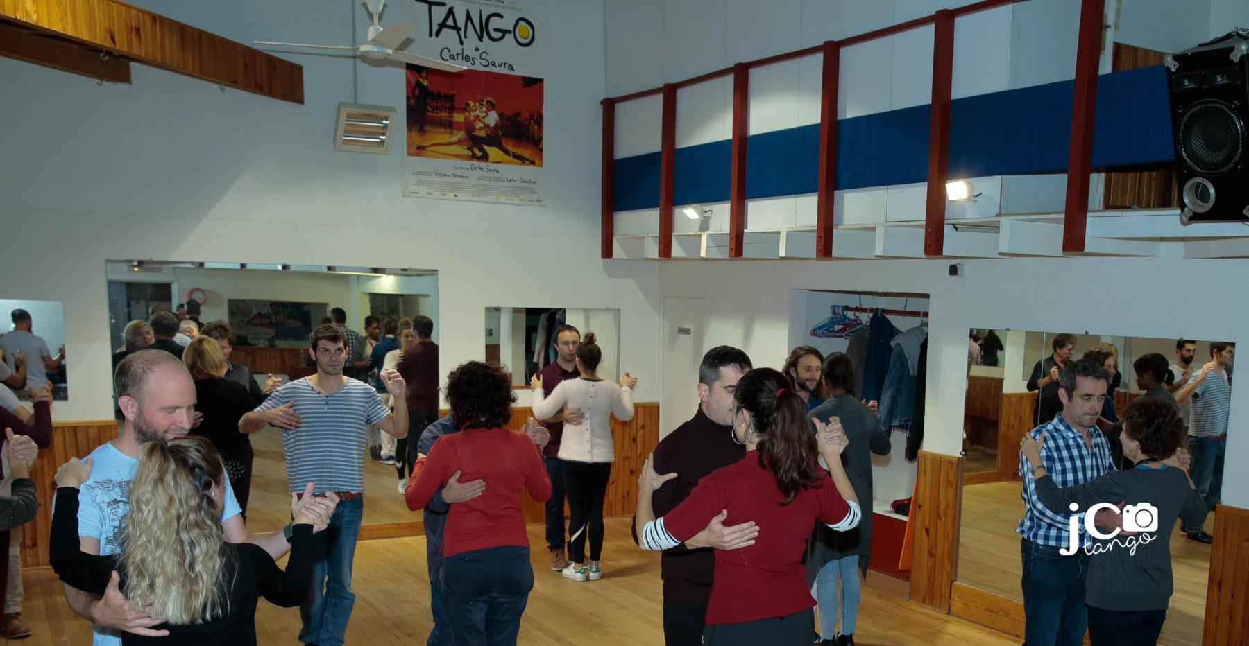cours tango