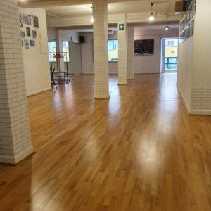 salle de danse tango irun
