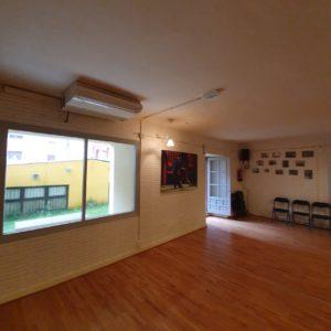 Salle de danse tango argentin